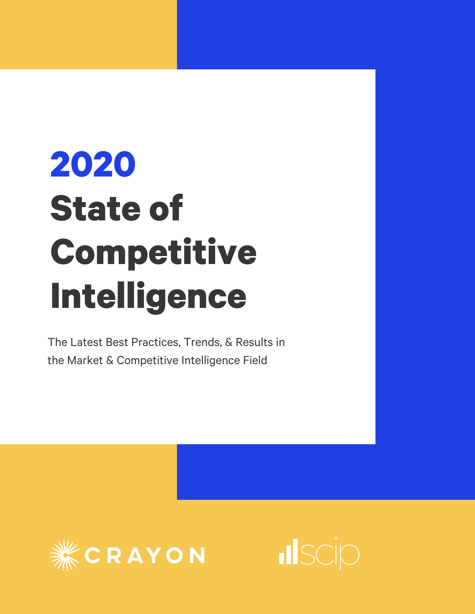 Cover 2020 State of CI Report