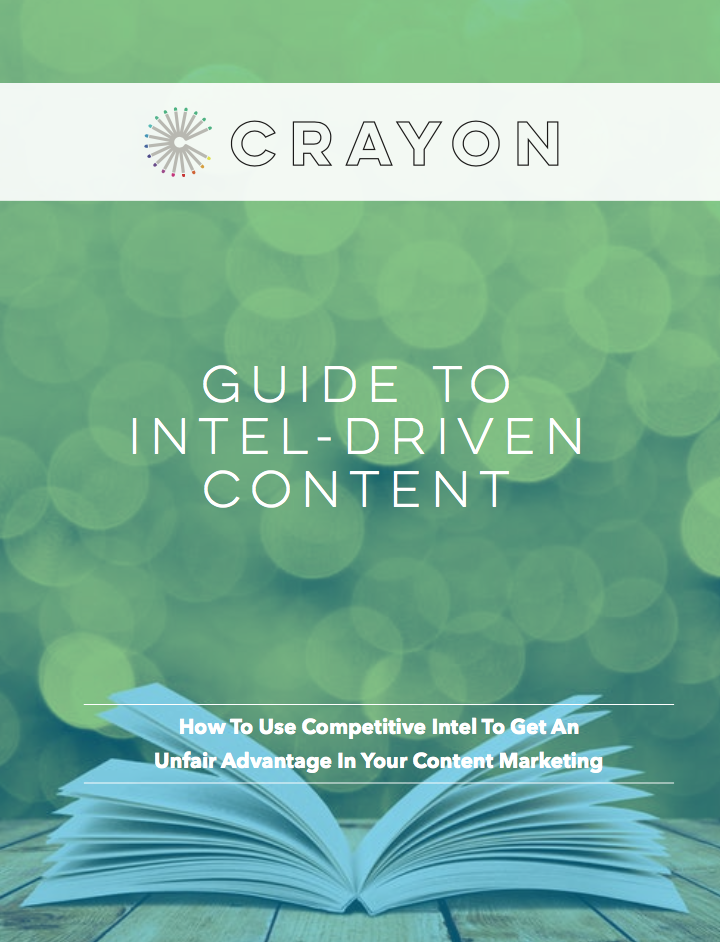 Guide to Intel-Driven Content