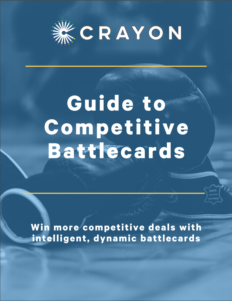 competitive battlecards sales