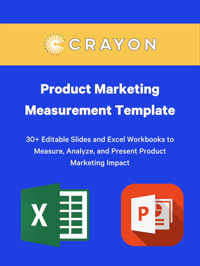 Product Marketing Measurement Template