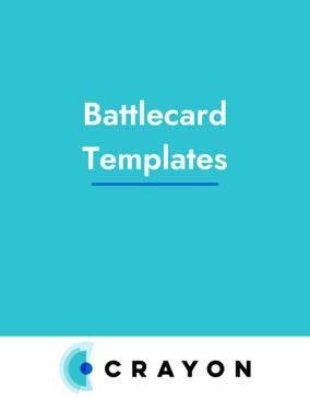 Battlecards Template