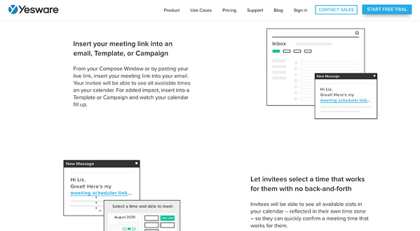 Sales enablement tool