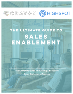 Ultimate Guide to Sales Enablement