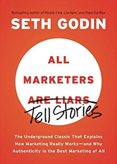 Seth Godin All Marketers Are Liars