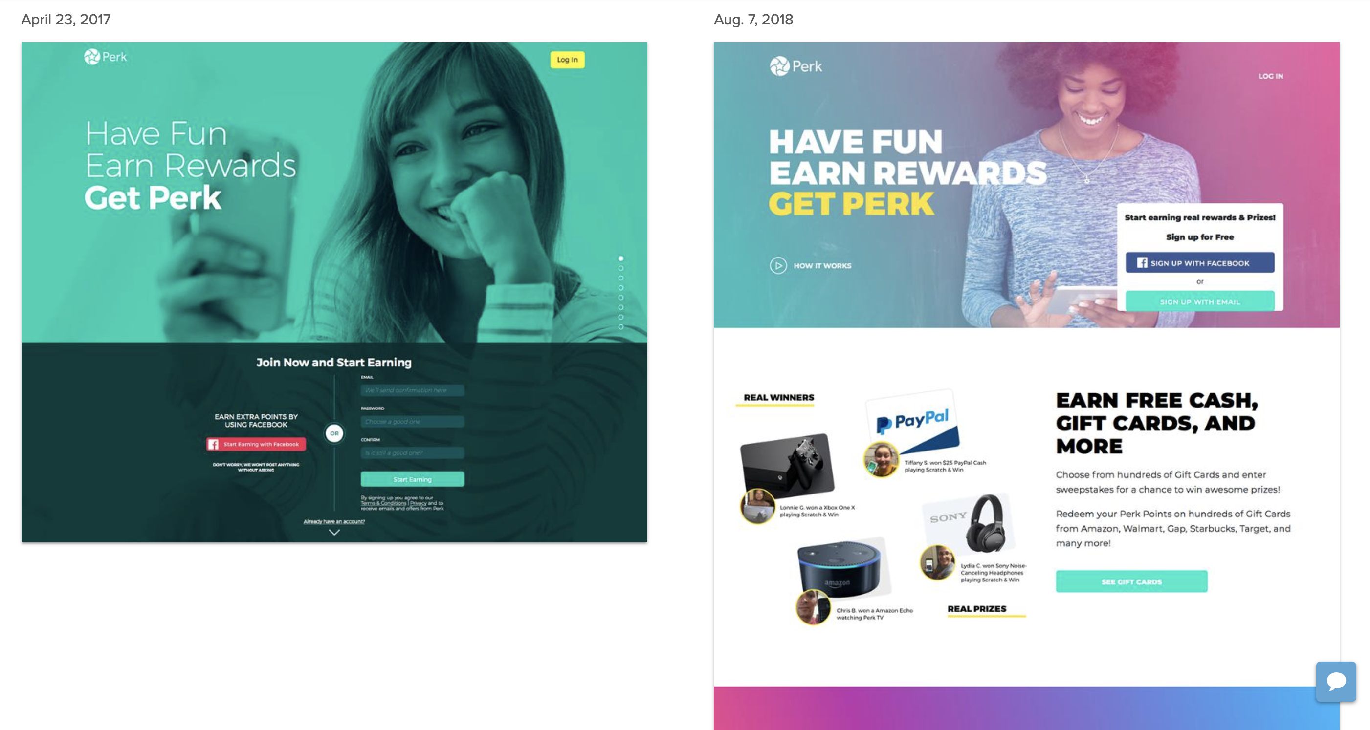 Crayon Inspire - Website Design Inspiration