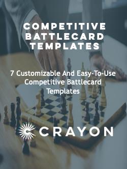 Crayon Battlecard Templates