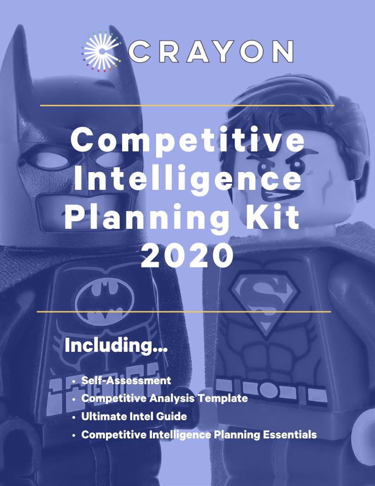 competitive intelligence 2020