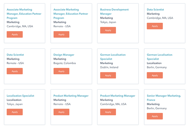 competitor-marketing-analysis-hubspot-open-positions