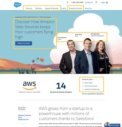 competitor-marketing-analysis-salesforce-homepage