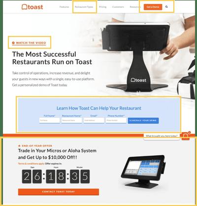 competitor-marketing-analysis-toast-homepage