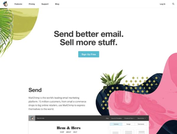 competitor-website-update-mailchimp-old