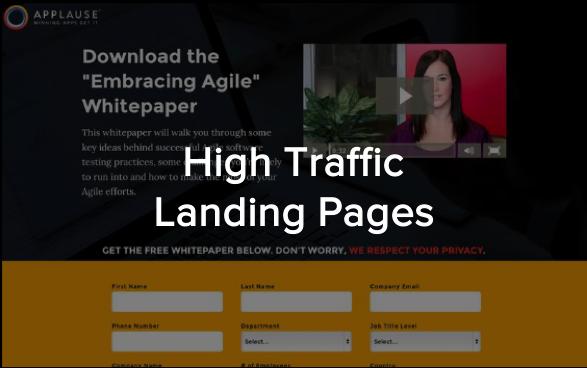inspire-hightraffic-landingpages