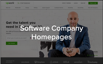 inspire-software-homepages
