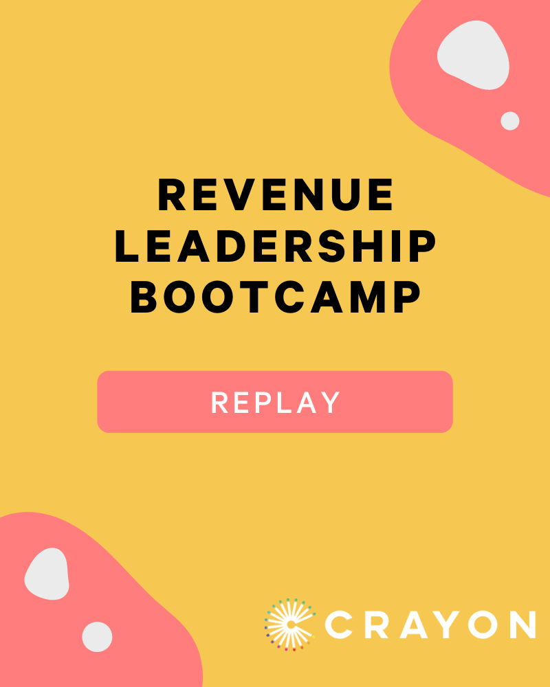 Revenue Leadership Bootcamp