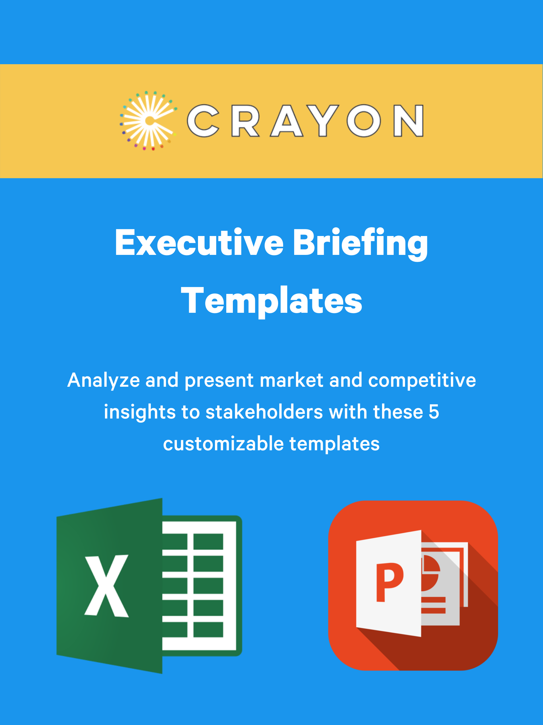 Executive Briefing Templates Crayon