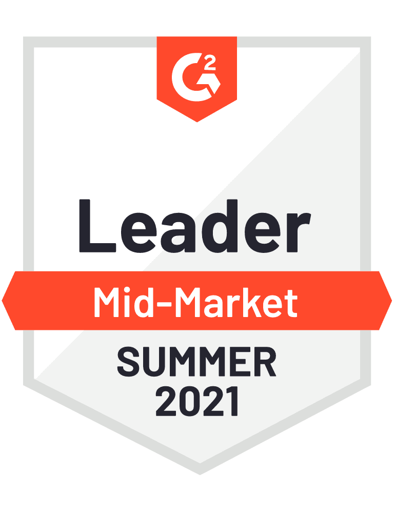 G2 Midmarket Leader